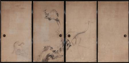 Soga Shōhaku~Beasts and Birds (Formerly on the sli