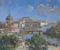 Theodore Robinson~World's Columbian Exposition