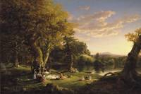 Thomas Cole~The Pic-Nic
