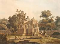 Thomas Daniell~An ancient hindoo temple, in the fo