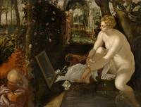 Tintoretto~Susanna and the Elders