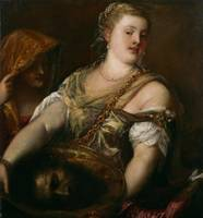 Titian~Salome with the Head of John the Baptist
