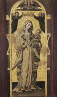 Unknown artist~Our Lady of the Antigua