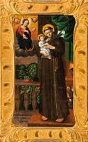 Unknown author~St Anthony of Padua