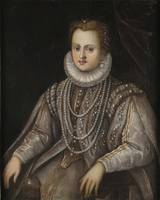 Unknown~Margherita Gonzaga d'Este