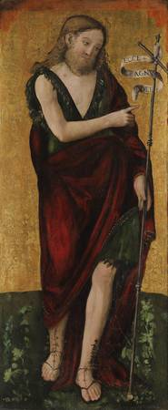 Unknown~St. John the Baptist