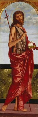 Vittore Carpaccio~Saint John the Baptist