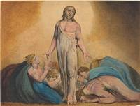 William Blake~Christ Appearing to His Disciples Af