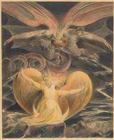 William Blake~The Great Red Dragon and the Woman C
