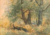 William Forsyth~Woodland Landscape