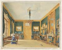 William Henry Hunt~The Green Drawing Room of the E