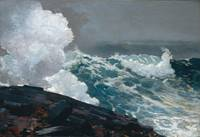 Winslow Homer~Northeaster