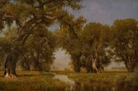 Worthington Whittredge~On the Cache la Poudre Rive