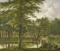 Wybrand Hendricks~View of the Nieuwe Gracht near t