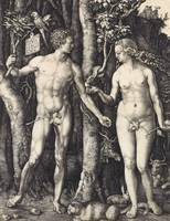 Albrecht Dürer~The Fall of Man (Adam and Eve)