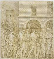 Andrea Mantegna~Triumph of Senators
