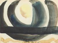 Arthur Garfield Dove~Sunrise III (Set of Three)