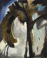 Arthur Garfield Dove~Yellow, Blue, and Violet