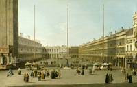 Canaletto~The Piazza San Marco