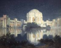 Colin Campbell Cooper~Palace of Fine Arts, San Fra
