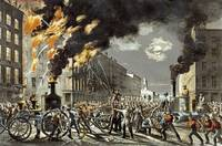 Currier and Ives~The Life of a Fireman