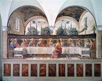 Domenico Ghirlandaio~The Last Supper