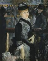 Edouard Manet~Skating