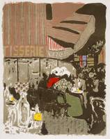 Edouard Vuillard~La Patisserie (The Pastry Shop)