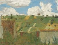 Edouard Vuillard~Landscape of the Ile-de-France