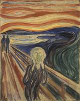 Edvard Munch~The Scream