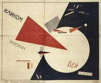 El Lissitzky~Beat the Whites with the Red Wedge (T