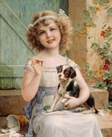 Emile Vernon~Waiting For The Vet