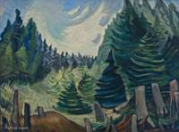 Emily Carr~Metchosin