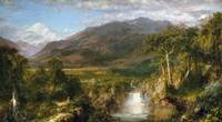 Frederic Edwin Church~Heart of the Andes