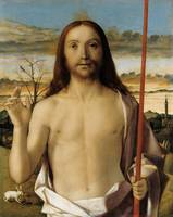 Giovanni Bellini~Christ Blessing