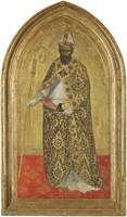Giovanni Bonsi~Saint Nicholas of Bari
