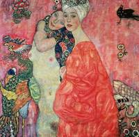 Gustav Klimt~Women Friends (destroyed in 1945)