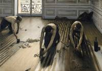 Gustave Caillebotte~The Floor Scrapers