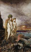 Gustave Moreau~The Sirens