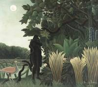 Henri Rousseau~La charmeuse de serpents