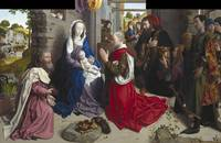 Hugo van der Goes~The Adoration of the Kings (The