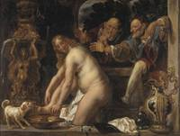Jacob Jordaens the Elder~Susanna and the Elders