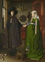 Jan Van Eyck~The Arnolfini Portrait