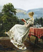 Johann Hamza~On the Terrace