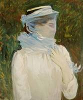 John Singer Sargent~Sally Fairchild