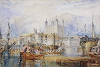 Joseph Mallord William Turner~The Tower of London