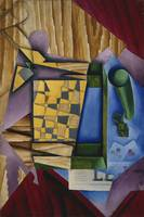 Juan Gris~Backgammon