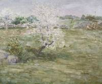 Julian Alden Weir~Orchard