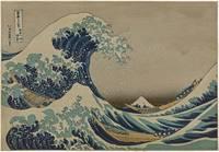 Katsushika Hokusai~The Great Wave