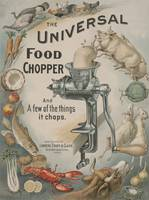 Landers, Frary & Clark~The Universal Food Chopper